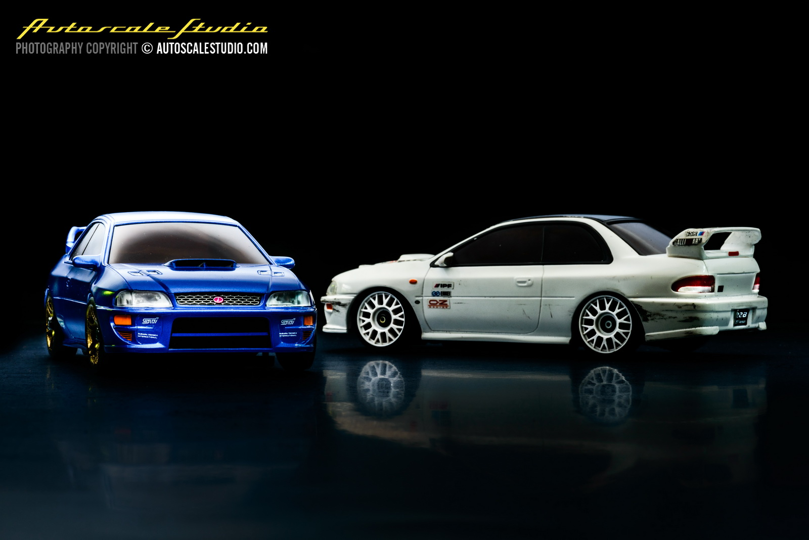 Subaru Impreza STi Uprated Heavy Duty Group N Engine Mount Kit All Models ADV