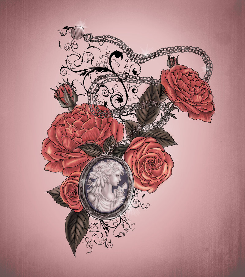 Tattoo Ideas With Roses: With Love, Geraldine: 8