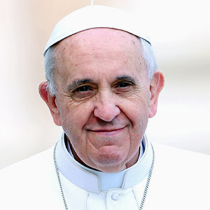 Pray for our Holy Father, Francis