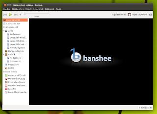 Banshee Ubuntu Linux