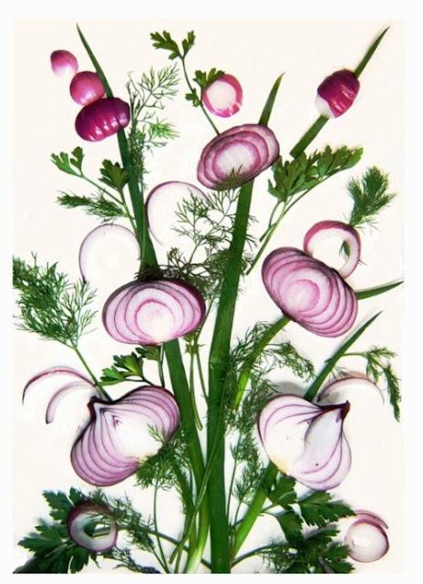 Tamara Bondar amazing onion art