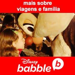 Blogueira Disney Babble Brasil