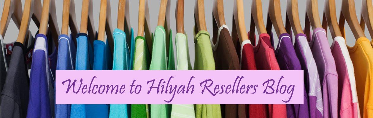 Hilyah Muslimah Tshirt Resellers