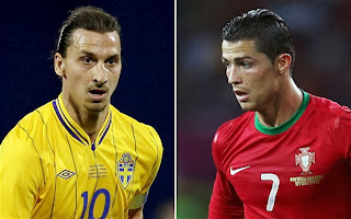PREDIKSI SKOR PORTUGAL VS SWEDIA 15 NOVEMBER 2013
