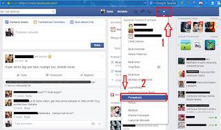 Cara Memblokir Orang di FB/ Facebook Terbaru 2015
