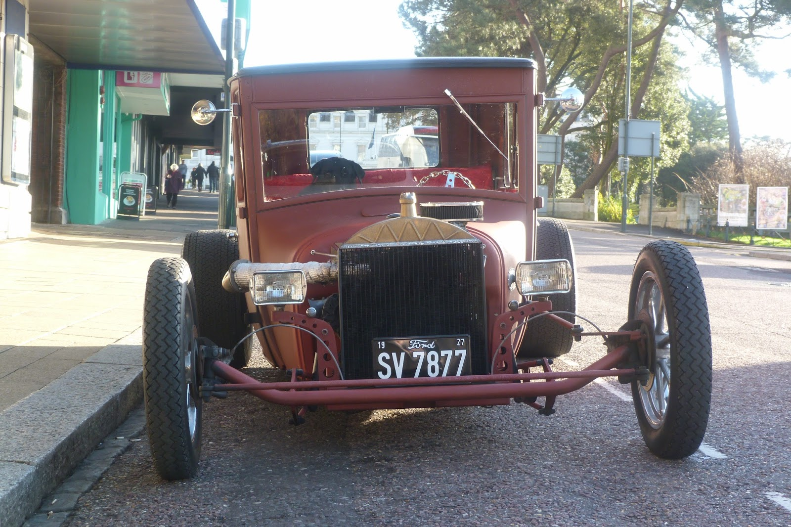 House of Bonzer: HOT ROD FOR SALE ! MY BEAUTIFUL 1927 MODEL T FORD ...