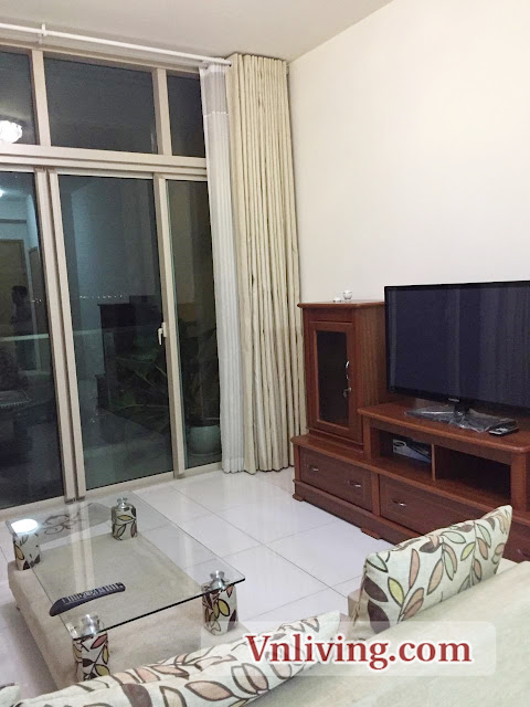 The Vista 2 bedrooms furnished pool view for rent only 950 USD