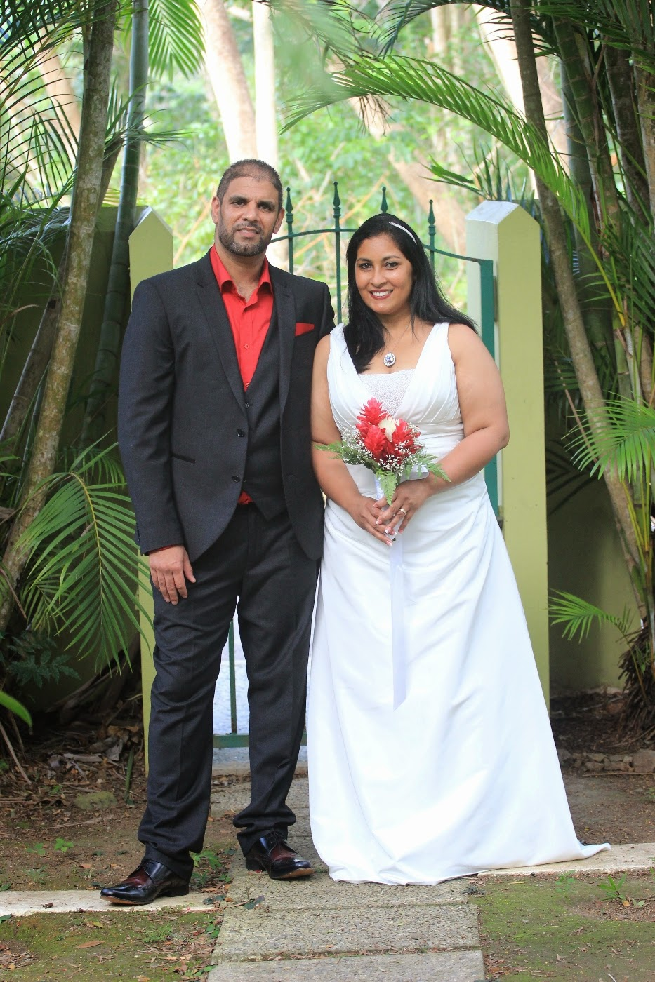 garden wedding venues Trinidad & Tobago