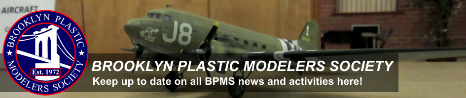The Brooklyn Plastic Modelers Society