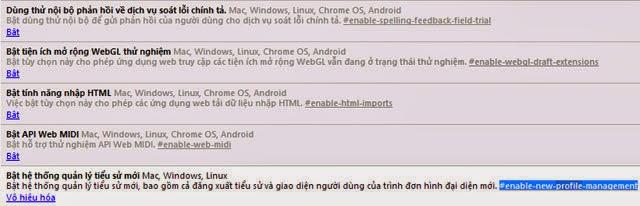 Khóa trình duyệt Chrome khi không ngồi máy tính