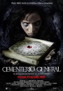 Cementerio General (2013) Online