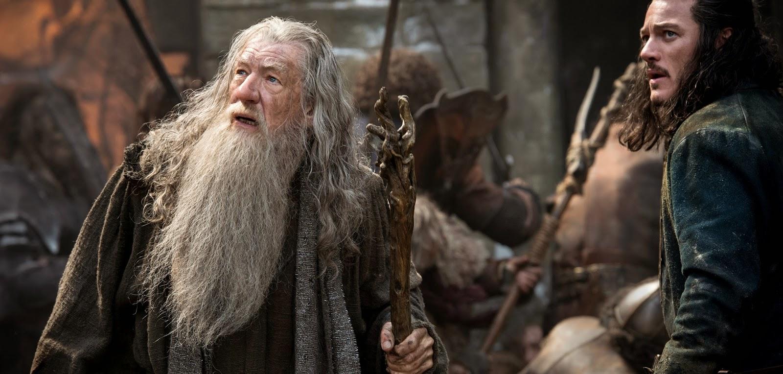 Thranduil, Bard e Gandalf em imagens inéditas de O Hobbit: A Batalha dos Cinco Exércitos