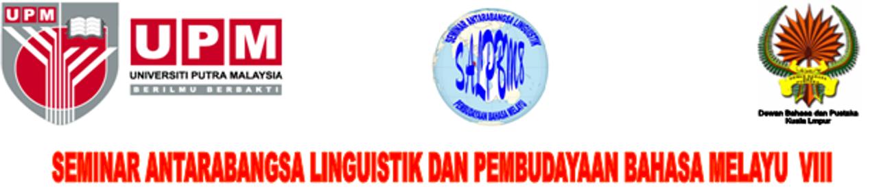 Seminar Antarabangsa Linguistik dan Pembudayaan Bahasa Melayu VIII