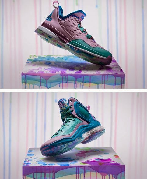 2adidas d rose 5 easter