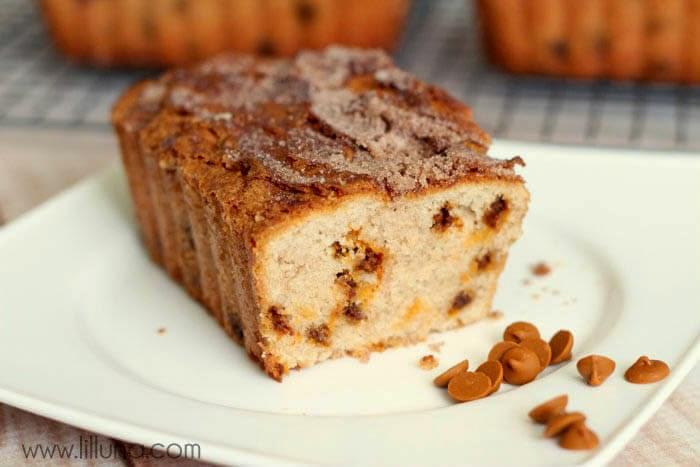 Snickerdoodle Bread, Lil' Luna