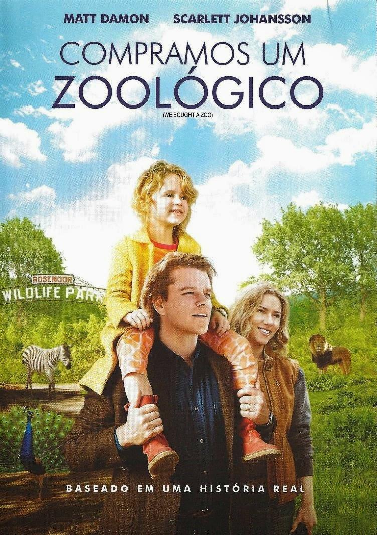 Compramos Um Zoológico – Legendado (2011)