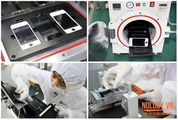 Thay mặt kính Sony Xperia Z1 uy tín với công nghệ mới nhất