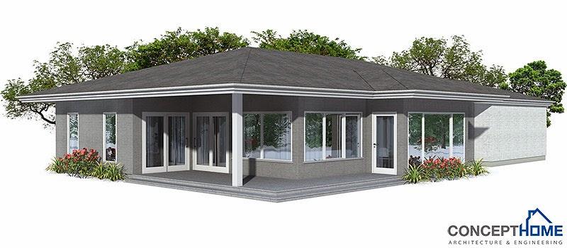 Australian house plans australian house plan oz74 for Modern australian house plans
