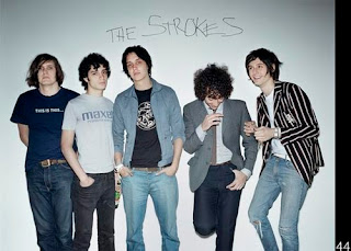 The+Strokes+music+band