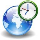 cara setting time zone (format waktu) di blog