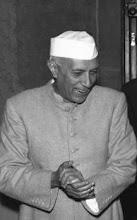 JAWAHARLAL NEHRU   -  1st PRIME MINISTER OF INDIA - 1889-1964