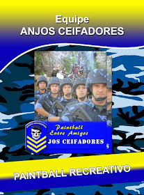 Anjos Ceifadores Paintball Recreativo