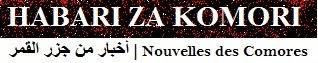 Comores - L'actualité avec HabarizaComores.com