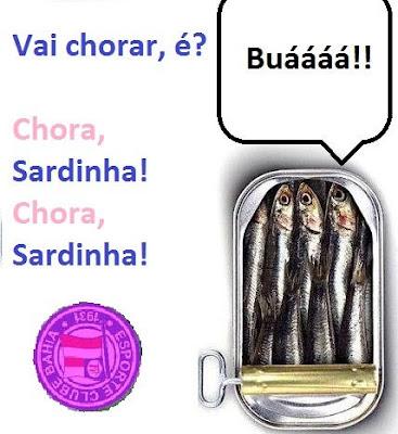 Chora sardinha