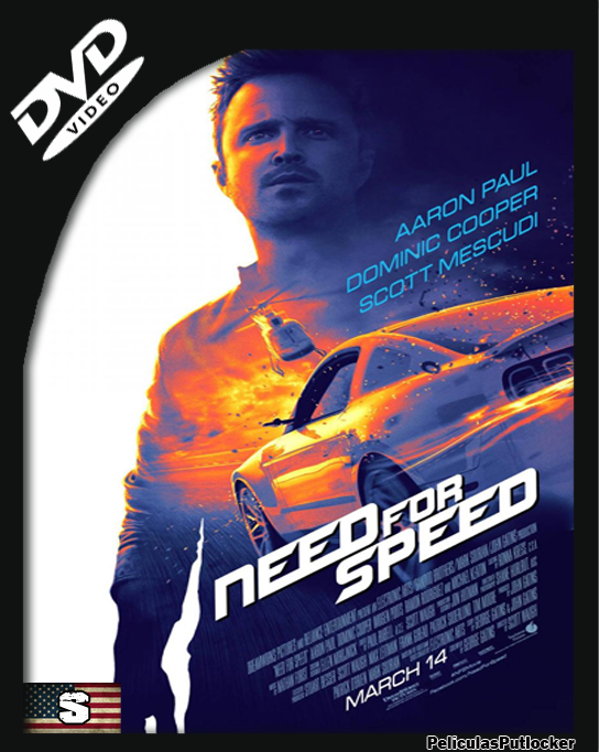 Need For Speed [DVDRip][Subtitulada][FD-4S-SD-MG]