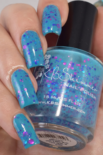 KBShimmer Totally Tubular
