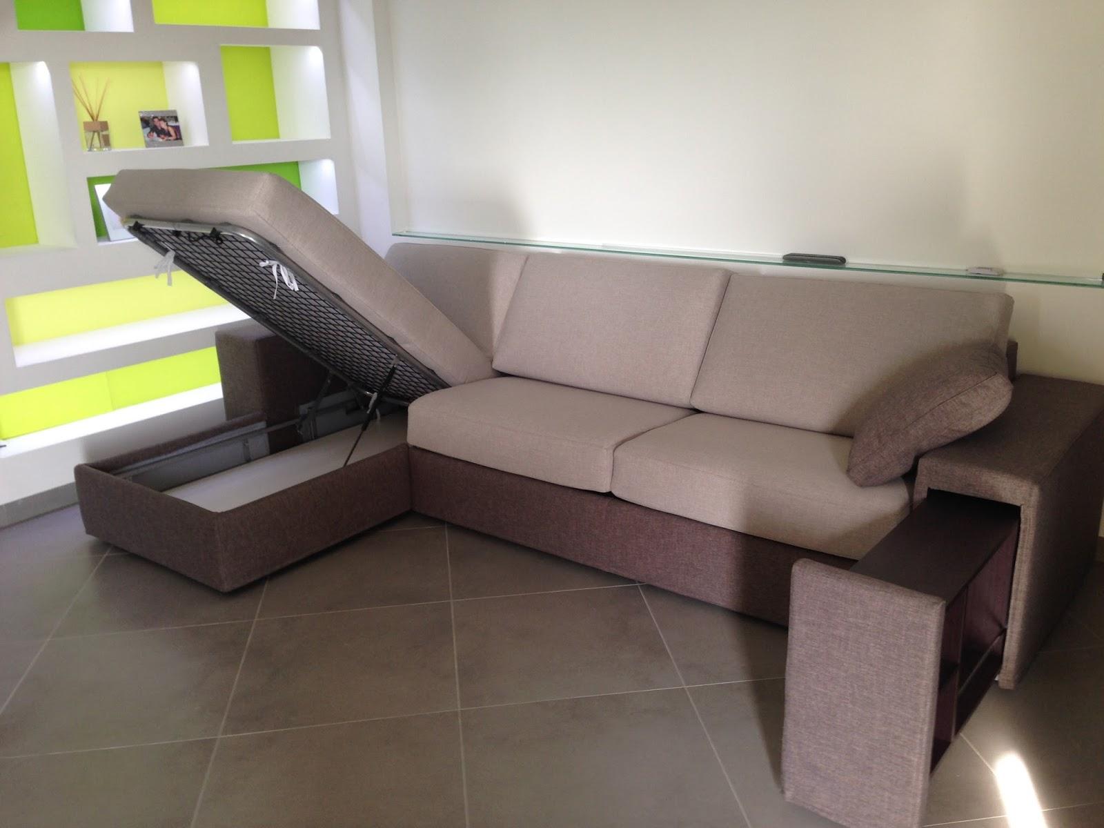 Divani blog tino mariani divani con contenitore su misura - Divani letto chaise longue ...