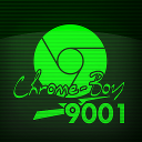 Chrome-Boy 9001 GREEN