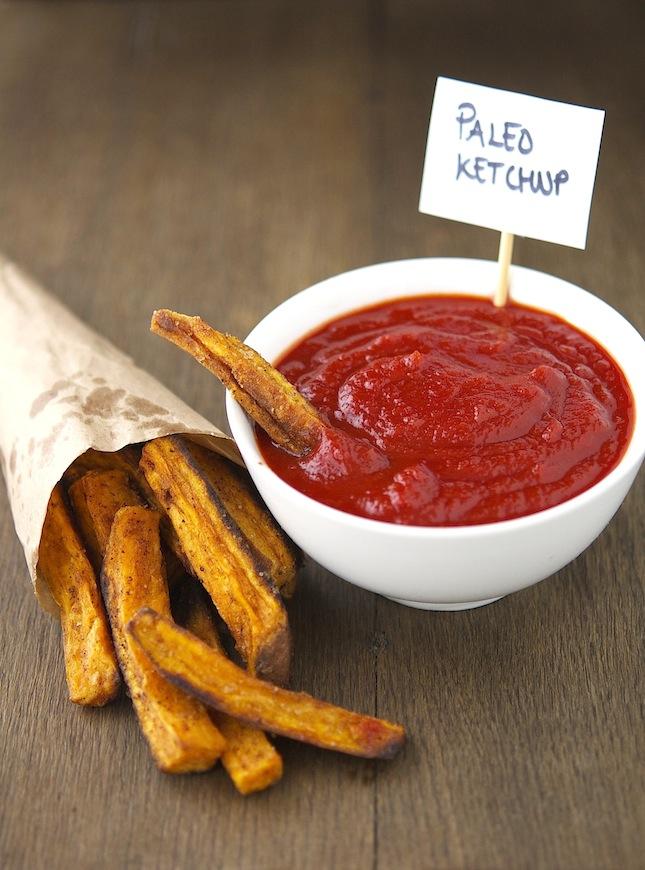 Homemade (Paleo) Ketchup