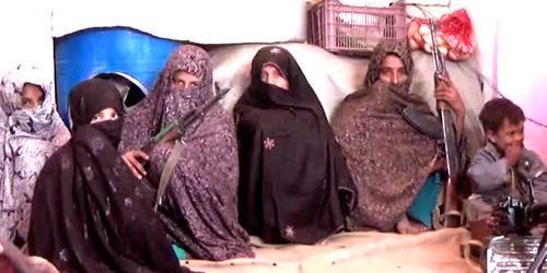 Ibu di Afghanistan Balas Dendam, Bunuh 25 Taliban