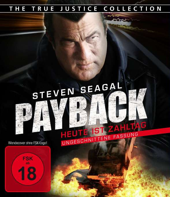 True Justice Payback (2011)