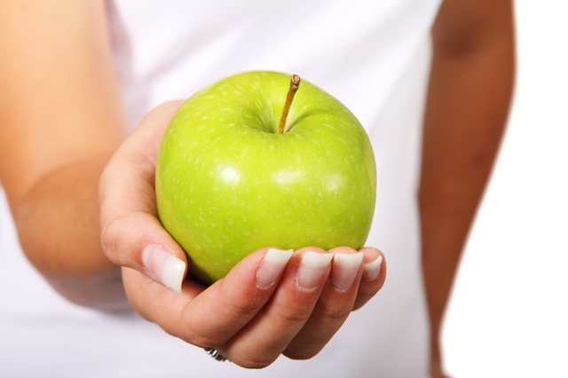 Manfaat Buah Apel Hijau Untuk Tubuh
