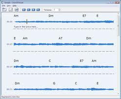 DOwnload Software pencari Chord Guitar sebuah lagu secara otomatis | Free Software Chord PickOut