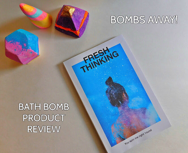 bath bomb product review