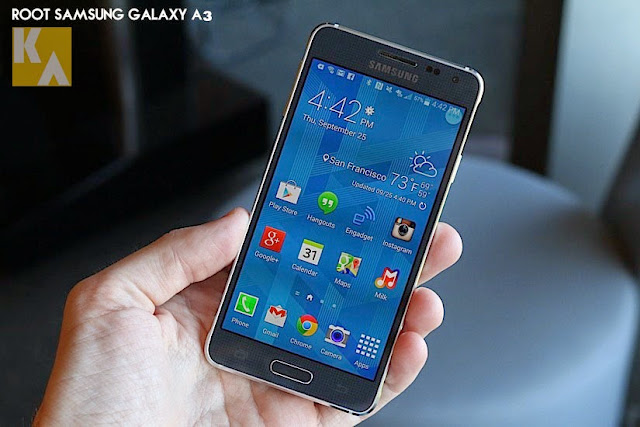 Root Galaxy A3 Android 4.4.4 KitKat [Semua Tipe]