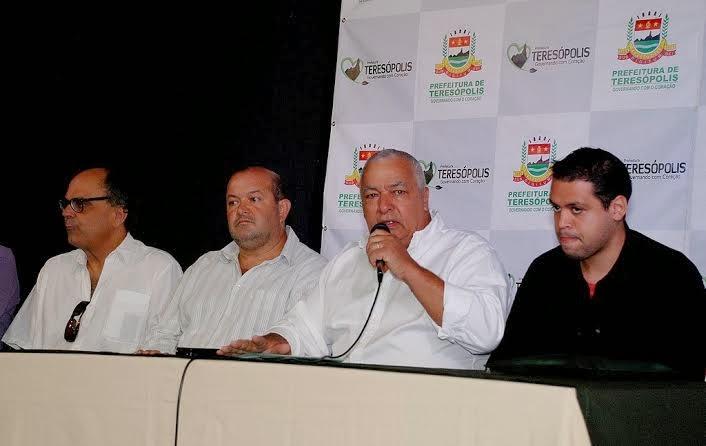 Secretário de Governo, José Carlos Cunha, frisa que o repasse da verba foi feito com legalidade e transparência