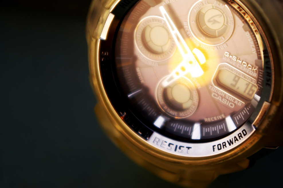 Wrist watches are here to stay despite competition from ...