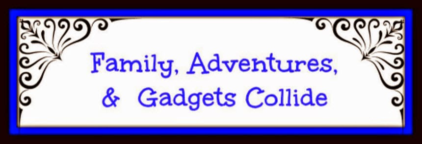 Family, Adventures, and Gadgets Collide