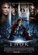 Carátula del DVD Thor