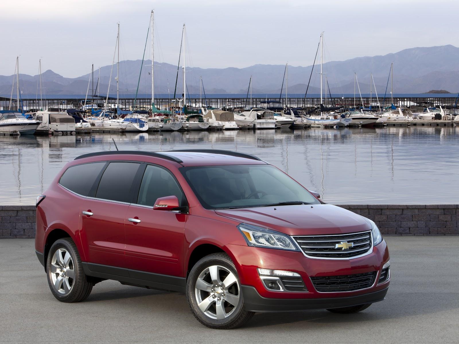 chevrolet - 2009 - [Chevrolet] traverse 2013+chevrolet+traverse+3