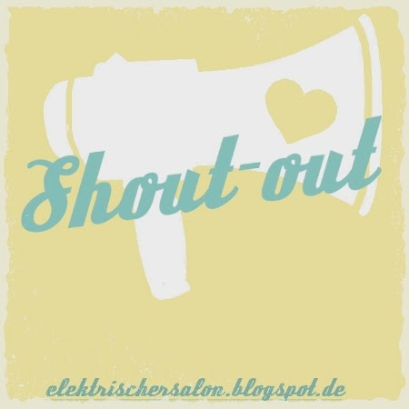 Shout-out für Blogger
