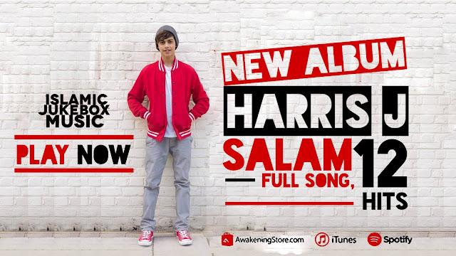 Download Album Harris J Salam 2015 Full Album