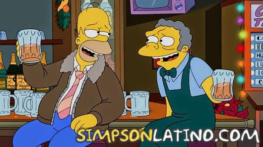 Los Simpson 26x09