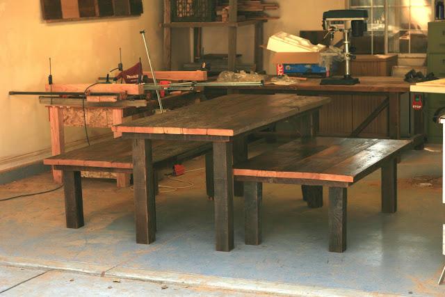 Reclaimed Wood Furniture Bay Area Furniture Design Ideas