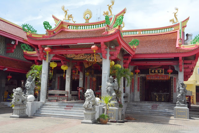 Jui Tui Shrine Phuket Town