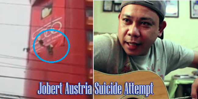 Jobert Austria Video of Suicide Attempt from the 6th Floor of a Hotel